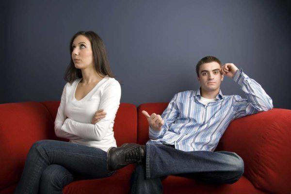 Как сказать о разводе, и с чем можно столкнуться?