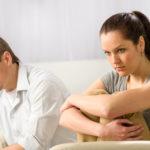 Жена боится сказать мужу