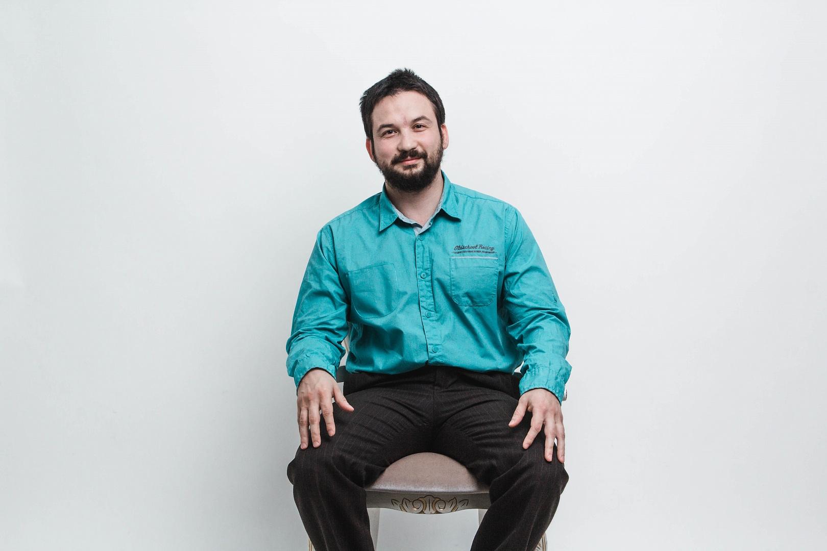 Психолог Михаил Козлов