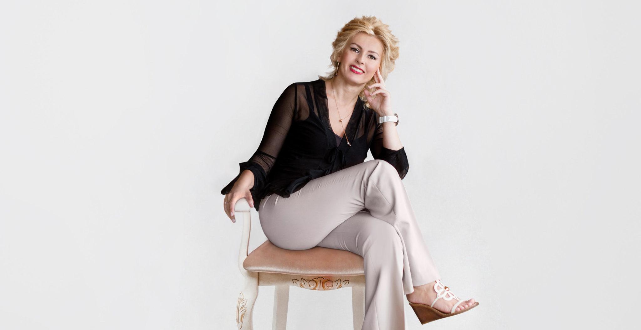 Психолог Анна Сошнина