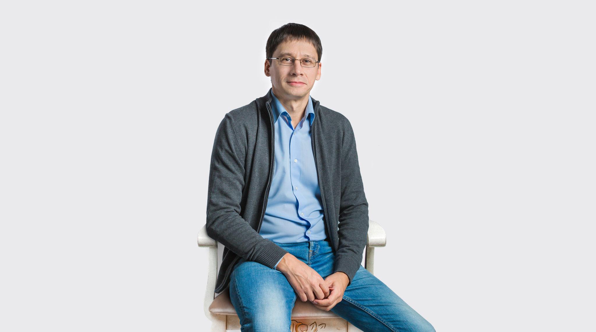 Психолог Дмитрий Бабинов