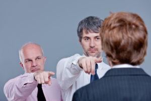 конфликт взрослого с родителями