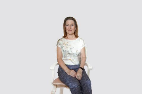 Психолог Марина Потехина