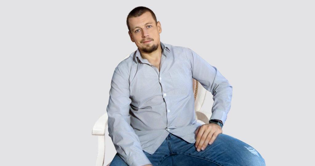 Психолог Артем Коваленко